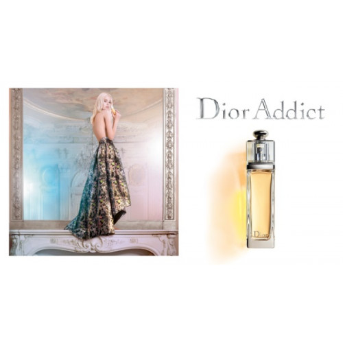 Christian Dior Addict 100ml eau de toilette spray