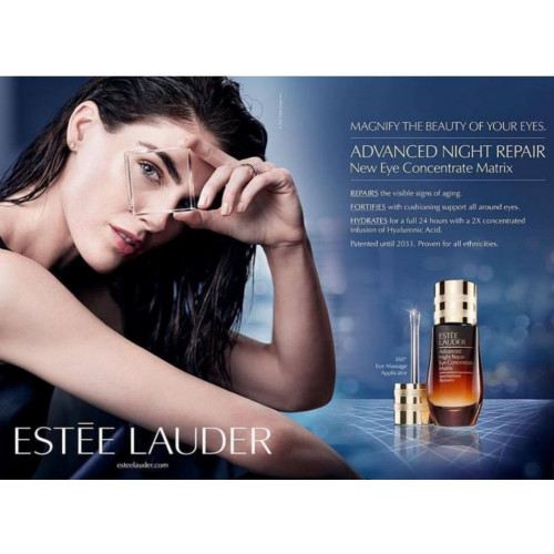 Estée Lauder Advanced Night Repair Eye Concentrate Matrix Synchronized Recovery 15ml Oogserum