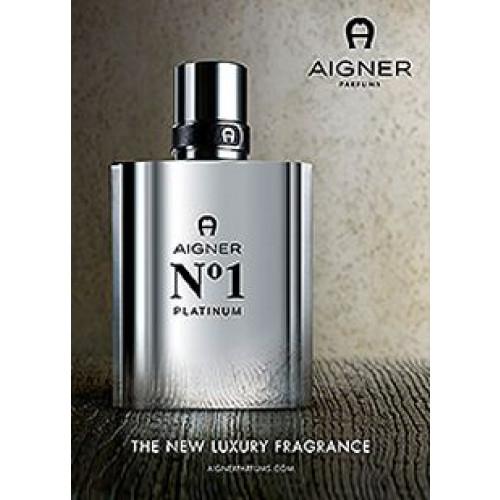 Etienne Aigner Aigner No. 1 Platinum 100ml eau de toilette spray