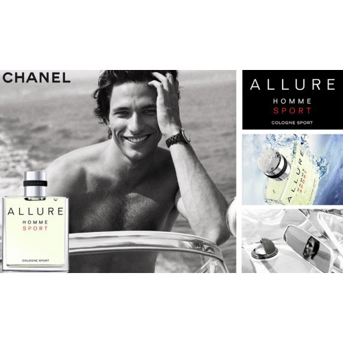 Chanel Allure Homme Sport Cologne Sport 150ml eau de cologne spray