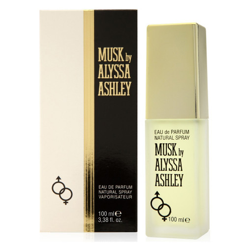 Alyssa Ashley Musk 100ml eau de parfum spray