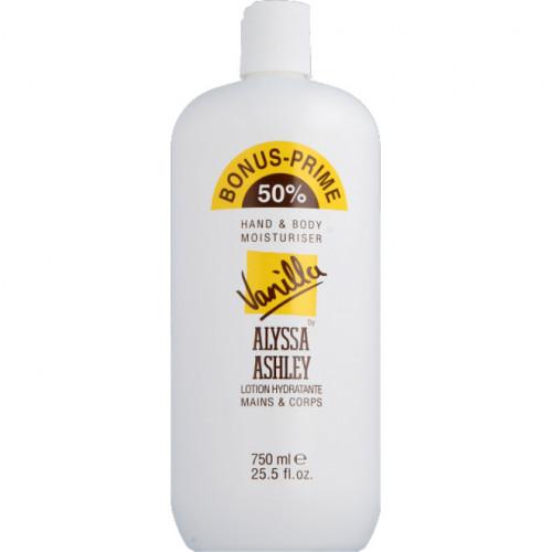 Alyssa Ashley Vanilla 750ml Bodylotion