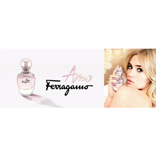 Salvatore Ferragamo Amo Ferragamo 100ml Eau De Parfum Spray