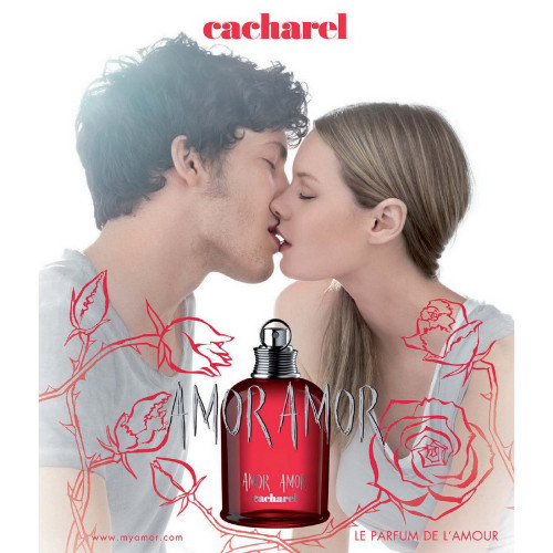 Cacharel Amor Amor 50ml eau de toilette spray