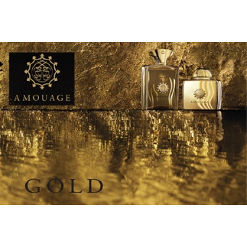 Amouage Gold Man 100ml eau de parfum spray