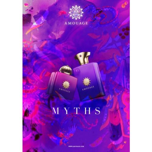 Amouage Myths Woman 100ml eau de parfum spray