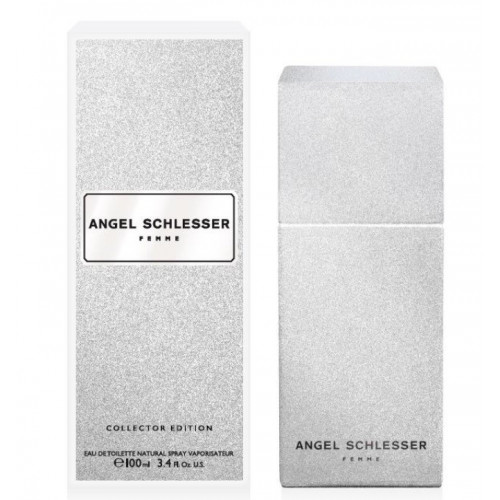 Angel Schlesser Femme Collector's Edition 100ml Eau De Toilette Spray