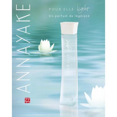 Annayake  Pour Elle Light 100ml Eau de Toilette Spray