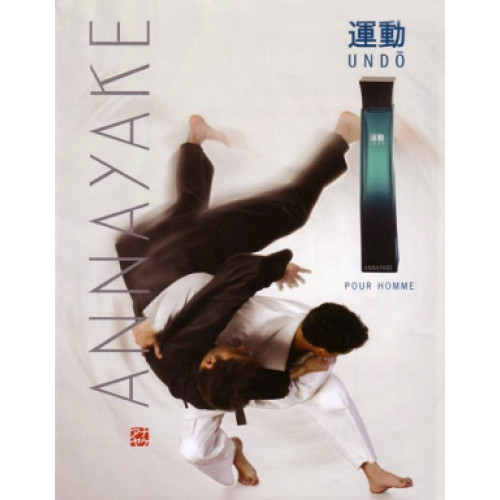 Annayake Undo 100ml eau de toilette spray