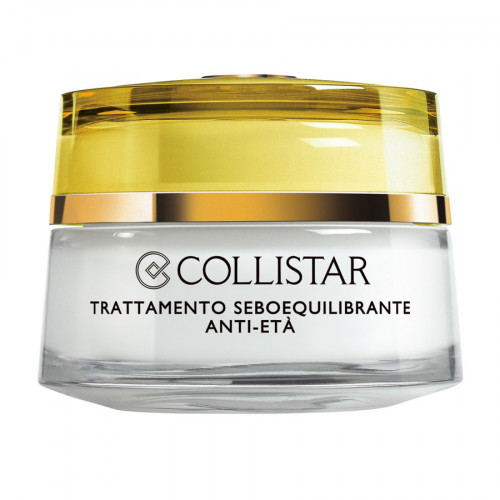 Collistar Anti-Age Balancing Treatment Cream 50ml Gecombineerde en Vette Huid