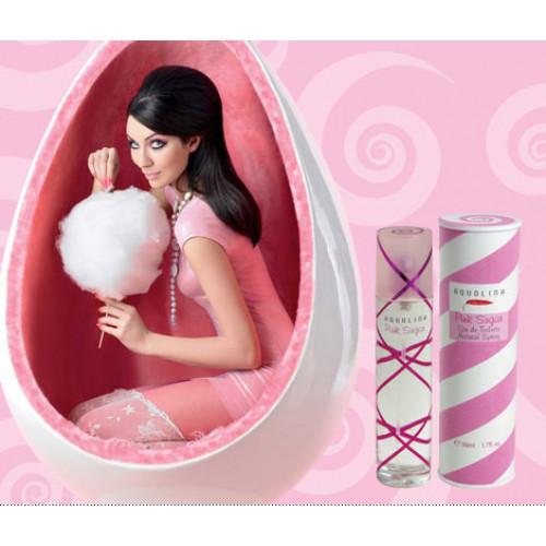 Aquolina Pink Sugar Set 100ml eau de toilette spray + 250 ml Bodylotion Ronde doos
