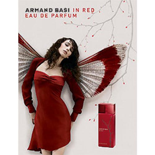 Armand Basi in Red 100ml eau de parfum spray
