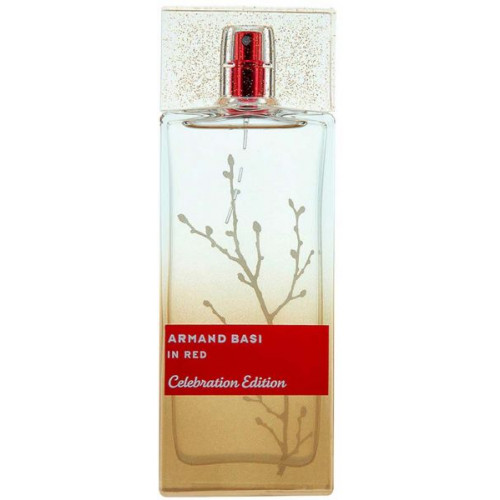 Armand Basi In Red Celebration Edition 100ml eau de toilette spray