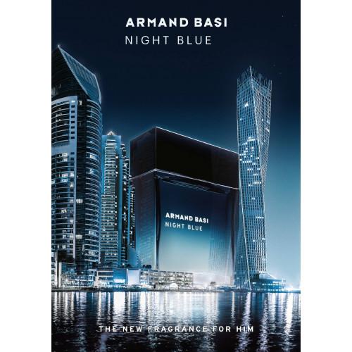 Armand Basi Night Blue 100ml eau de toilette spray