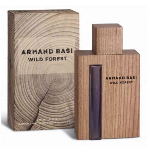 Armand Basi Wild Forest 90ml eau de toilette spray