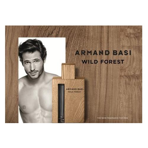 Armand Basi Wild Forest 90ml eau de toilette spray