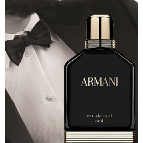 Armani Eau de Nuit Oud 50ml Eau de Parfum Spray