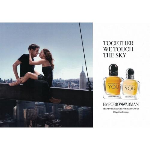 Giorgio Armani Because It's You 100ml eau de parfum spray