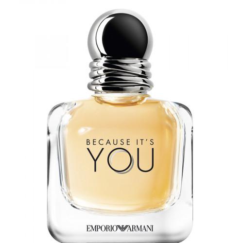 Giorgio Armani Because It's You 50ml eau de parfum spray