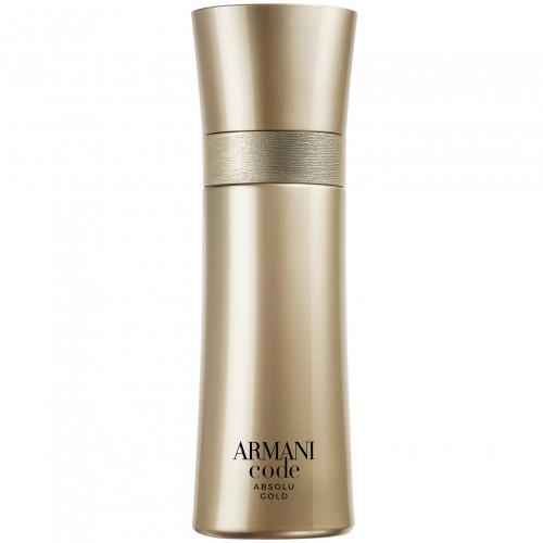 Armani Code Absolu Gold pour Homme 110ml eau de parfum spray