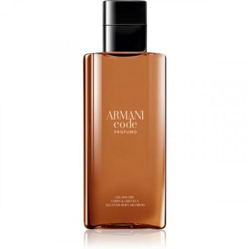Armani Code Homme Profumo 200ml Showergel