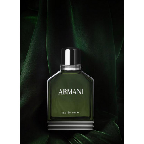 Armani Eau de Cedre 100ml Eau de Toilette Spray