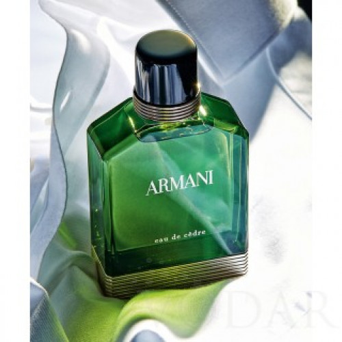 Armani Eau de Cedre 50ml Eau de Toilette Spray