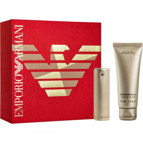 Armani Emporio She Set 30ml eau de parfum spray + 75ml Bodylotion