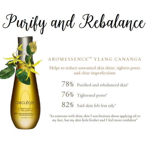 Decleor Aromessence Ylang Cananga Anti Blemish Oil Serum 15ml