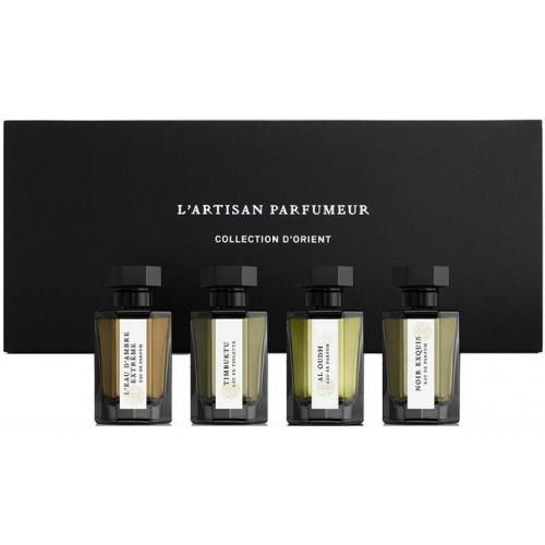 L'Artisan Parfumeur Miniaturen Set 4x 5ml