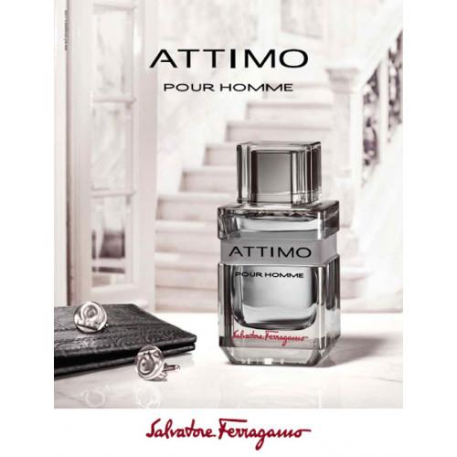 Salvatore Ferragamo Attimo Pour Homme 40ml Eau de Toilette Spray