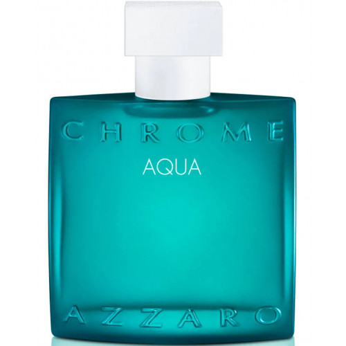 Azzaro Chrome Aqua 100ml eau de toilette spray