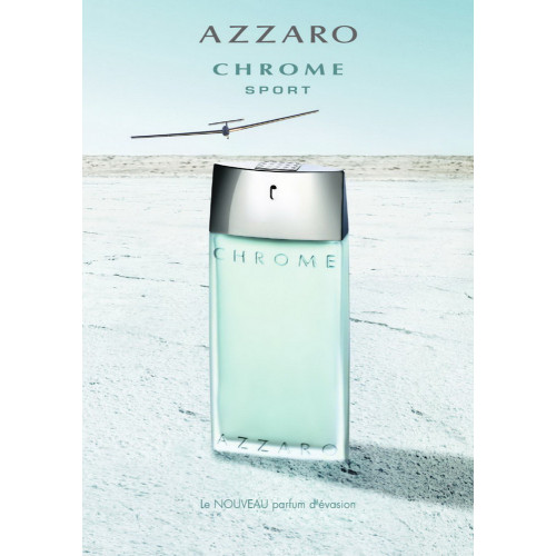 Azzaro Chrome Sport 100ml eau de toilette spray