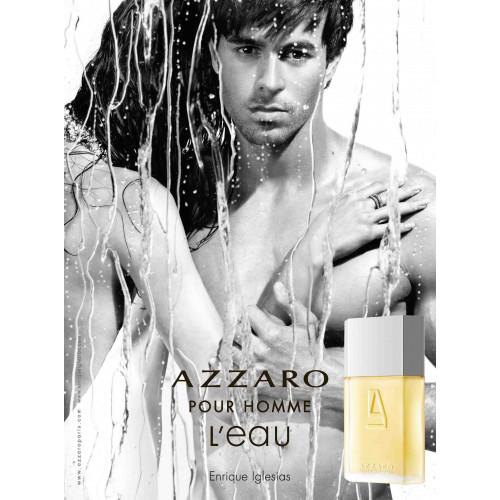 Azzaro Pour Homme l'Eau 100ml eau de toilette spray