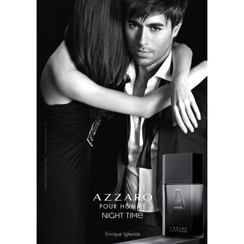 Azzaro Pour Homme Night Time 100ml eau de toilette spray