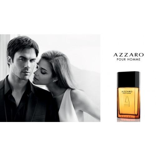Azzaro Pour Homme Set 30ml eau de toilette spray + 50ml Showergel + Toilettas