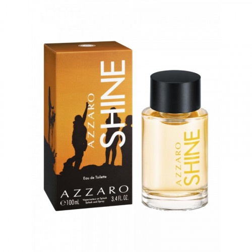 Azzaro Time To Shine Collection Shine 100ml eau de toilette splash & spray