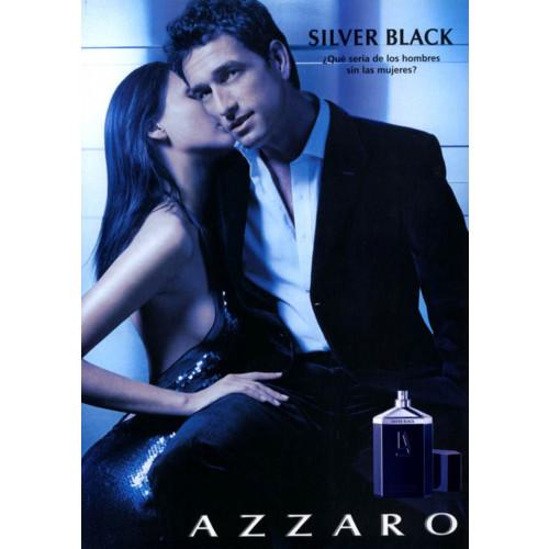 Azzaro Silver Black 100ml eau de toilette spray