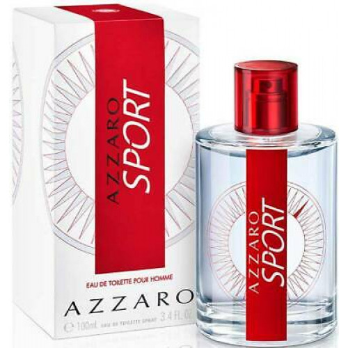 Azzaro Sport Homme 100ml eau de toilette spray