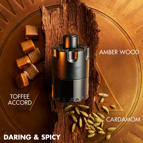 Azzaro The Most Wanted Intense 100ml eau de parfum spray