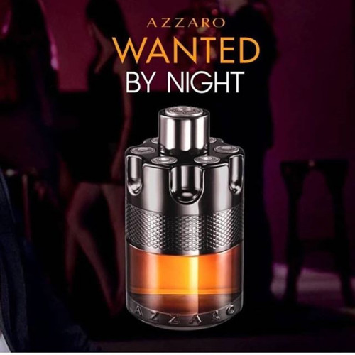 Azzaro Wanted by Night 150ml eau de parfum spray