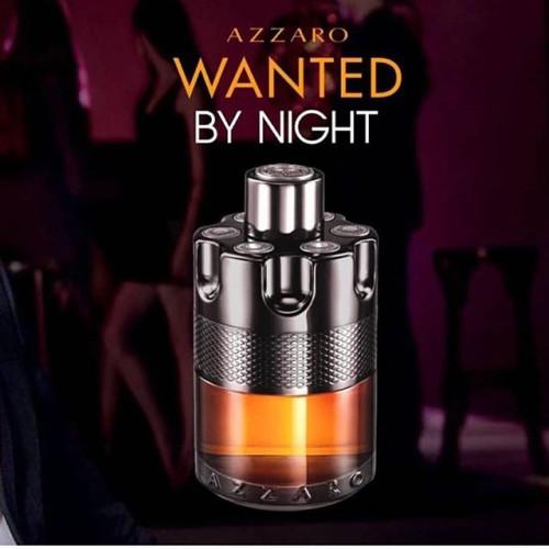 Azzaro Wanted by Night Set 50ml eau de parfum spray + 15ml edp