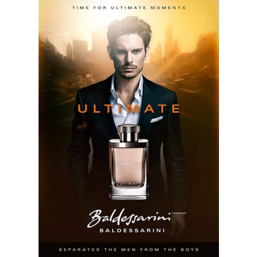 Baldessarini Ultimate 90ml Eau De Toilette Spray