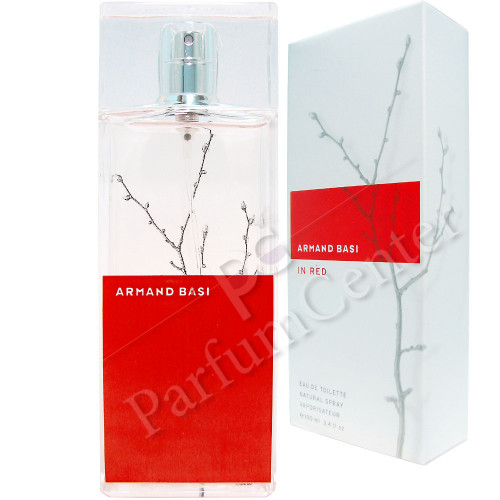 Armand Basi In Red 100ml eau de toilette spray