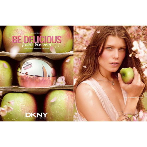 Donna Karan DKNY Be Delicious Fresh blossom 50ml eau de parfum spray