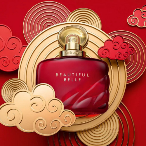 Estee Lauder Beautiful Belle Red 50ml eau de parfum spray