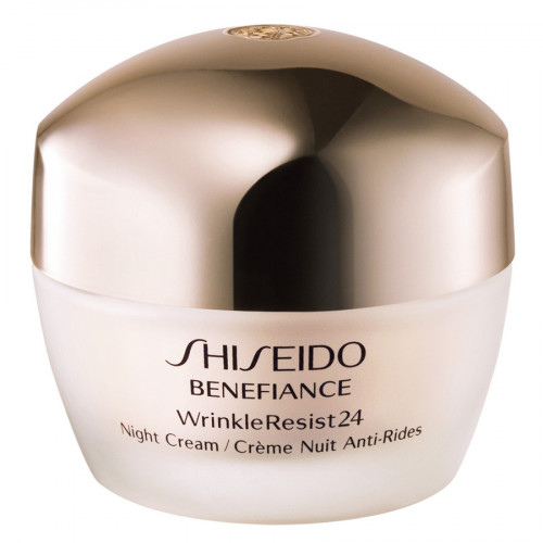 Shiseido Benefiance WrinkleResist24 Night Cream 50ml anti-rimpelcrème