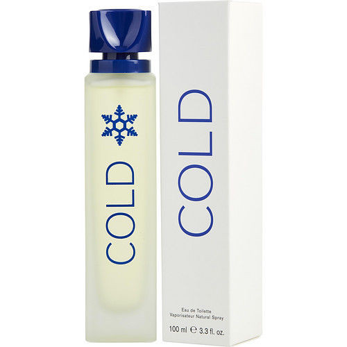 Benetton Cold 100ml eau de toilette spray