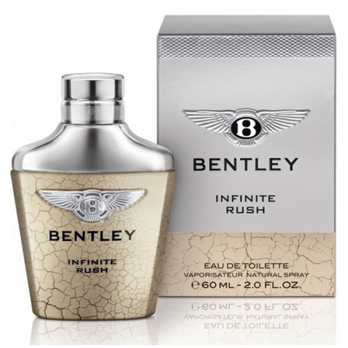 Bentley Infinite Rush 60ml eau de toilette spray