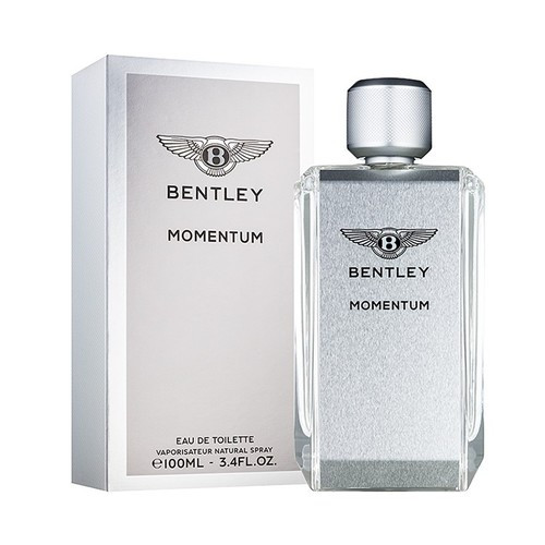 Bentley Momentum 100ml eau de toilette spray